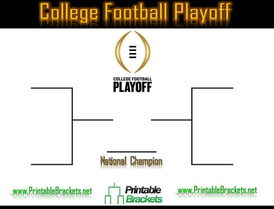 ncaa football playoff schedule collee football