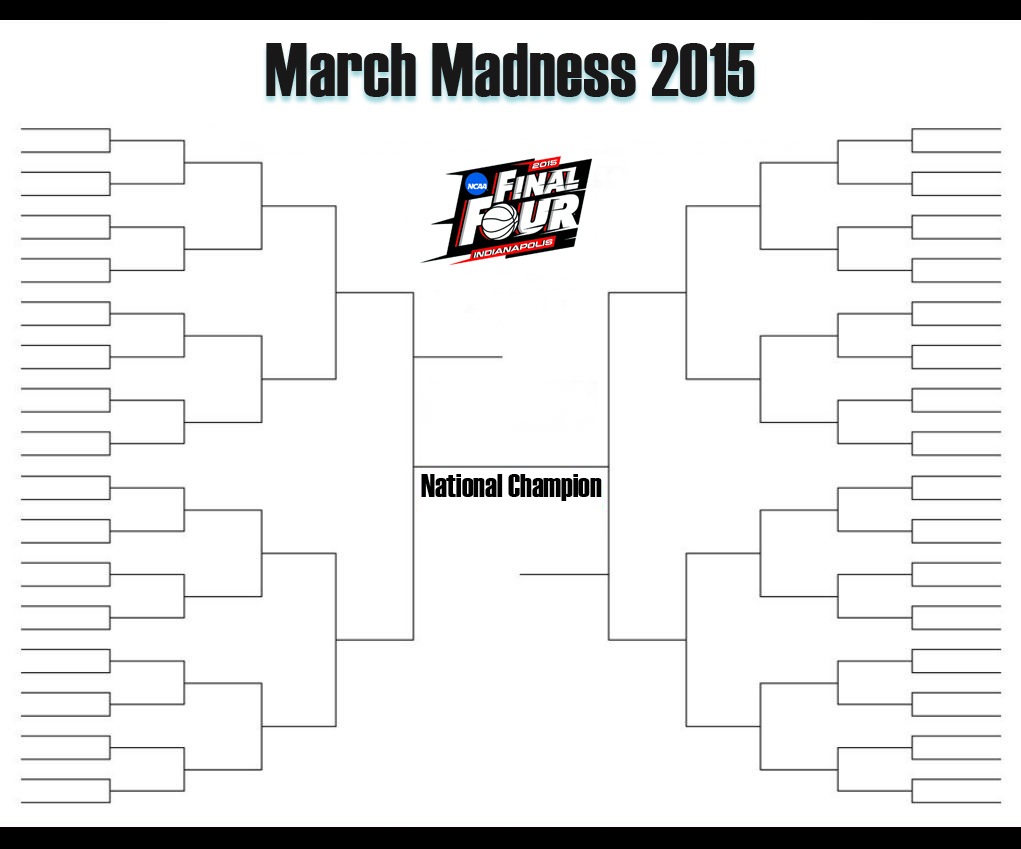March Madness 2015 Bracket | 2015 March Madness Bracket ...