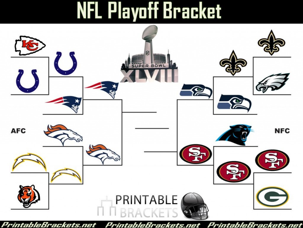 ... Photos - 2014 Nfl Playoffs Nfl Playoffs 2014 2014 Nfl Playoff Bracket