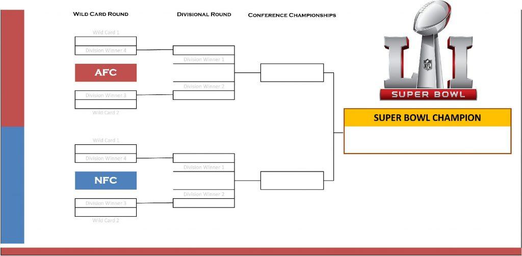 Nfl 51 Playoffs Template
